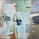 """Paweł Podlewski, """"Elementy pobrane"""", 70 x 100 cm, cena: 2 200 zł"""