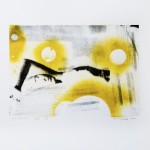 """Anu Trzepańska, """"Lazy afternoon"""", offset na papierze, 26 x 35 cm, cena: 430 zł"""